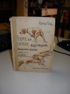 Il-Cane-da-Caccia-Allevamento-Istruzione-e-Razze-Ettore-Tale-Hoepli-1926