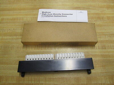 Modicon High-//Low-Density Connector Part No AS-8534-000