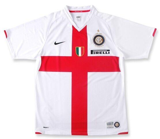 0687 Nike Talla 8 Años Inter Camiseta Junior Centenario Centenario Shirt