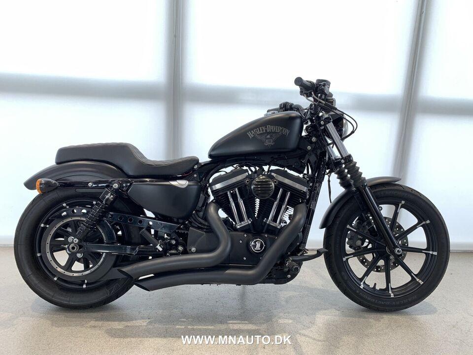 Harley-Davidson, XL 883 N Iron Sportster, ccm 883