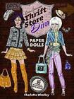 Thrift Store Diva Paper Dolls by Charlotte Whatley (Paperback, 2013)