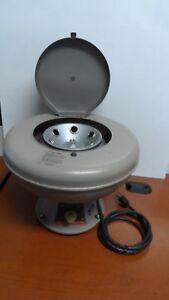 damon iec div clinical centrifuge model cl series 428 ebay rh ebay ca IEC Clinical Centrifuge Orices Sorvall Centrifuge