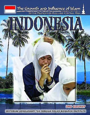 Indonesia  (Growth & Influence of Islam), Cassanos, Lynda Cohen, New Book