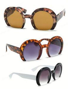 Cropped-Shaved-Round-Frame-Womens-Sunglasses-Retro