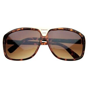 2dd38141648 Details about New Hip Hop Rapper Evidence Sunglasses w  Gold Metal   Black  or Brown or White