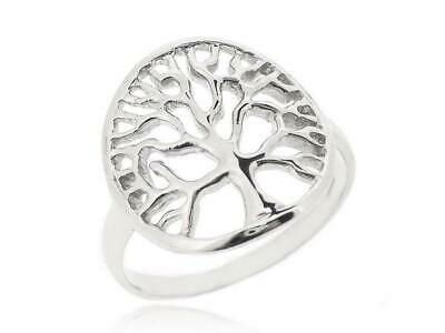 Tree Of Life Ring For Women 925 Sterling Silver Jewelry