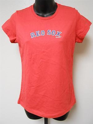 Sport GroßZüGig Neu Boston Red Sox Damen Large L Giii Mediumsize Marke Hemd 24yi