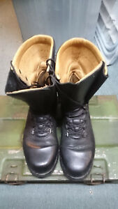 VOLKL-AUSTRIAN-BLACK-COMBAT-BOOT-FULLY-LEATHER-LINED