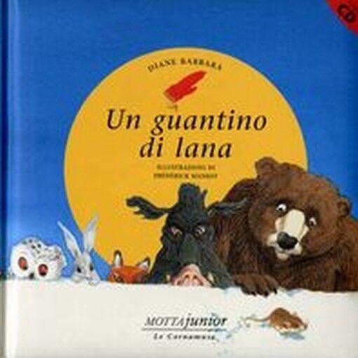 UN GUANTINO DI LANA + CD Barbara Diane MOTTA JUNIOR