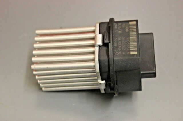 For Mini Cooper R52 R55 R56 R57 HVAC Blower Motor Four Seasons 76965