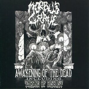 MORBUS-GRAVE-Awakening-Of-The-Dead-Throne-Of-Disgust-CD