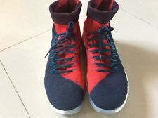 new concept 9f012 a0a8a 2016 Nike Hyperdunk Flyknit Olympics Red White Navy USA Size 13