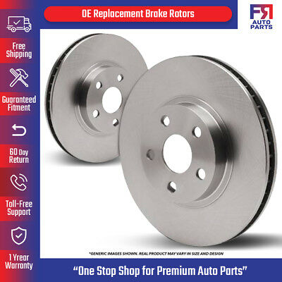 Rotors Ceramic Pads F+R 2012 Fits Nissan Frontier V6 Models OE Replacement