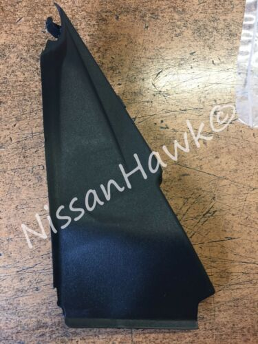 SIDE COWL EXTENTION NEW OEM 2016-2018 NISSAN MAXIMA DRIVERS TRIM LEFT
