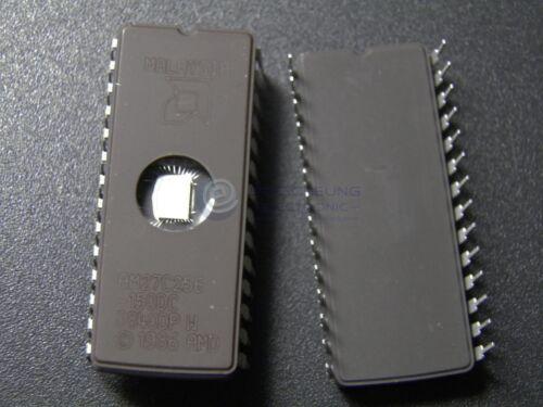 10 Piezas Ic am27c256-150dc Ic Dip-28 am27c256 256 kilobit 32 K X 8-bit Cmos Eprom