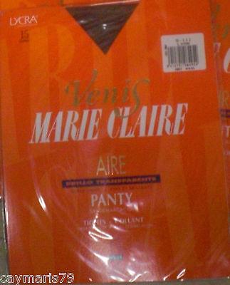 1 Panty Marie Claire Taglia Media Ii Nuovo Underwear Woman Calze Donna Buoni Compagni Per Bambini E Adulti