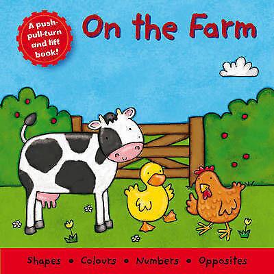 Igloo Publications, Noisy Farm (Mega Sounds), Hardcover, Very Good Book