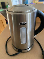 Stainless Steel Electric Kettle Hot Water. Edmonton Edmonton Area Preview