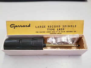 GARRARD-LARGE-RECORD-SPINDLE-TYPE-LRS9-FOR-LAB-80-TURNTABLE