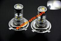 For Polaris 100w Led Headlight Bulbs Upgrade 2 Pcs (pack Of 2) Brand