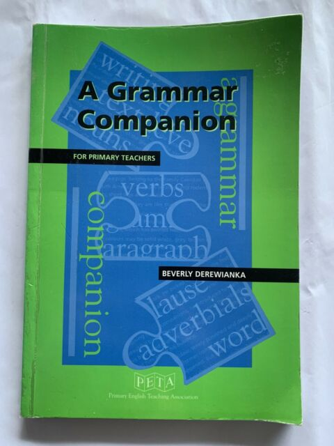 A Grammar Companion for Primary Teachers by Beverly Derewianka (Paperback, 1994)