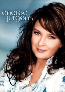 Andrea-Juergens-Musik-original-signierte-Autogrammkarte-AK-TOP-NEU-10055-UH