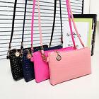 Women Shoulder Bags Messenger Bag PU Leather Crossbody Favorite Satchel Handbag