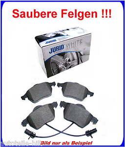 JURID-Keramik-Belaege-vorne-Audi-A4-A6-VW-Passat-Seat-Skoda-fuer-288-312-Scheiben
