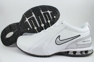 new product ccb71 c706e Image is loading NIKE-REAX-TR-III-3-SL-WHITE-SILVER-