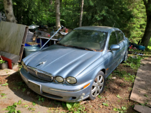 Jaguar X Type 3.0 AWD 2004 needs transmission check pictures