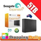 Seagate Expansion 5TB External Hard Drive Disk Desktop 5 TB USB 3.0 HDD *AU WTY*