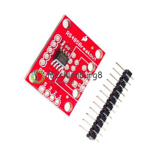 Elektronik & Messtechnik 3.3V UART serial to RS485 SP3485 ...