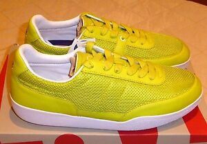 Lacoste Dash Ball Mens Leather Mesh Retro Tennis Inspired Sneaker Shoe