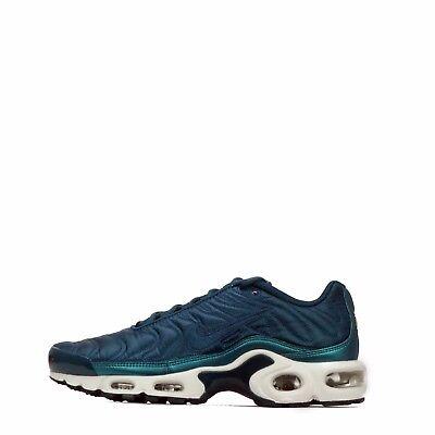 Nike Air Max Plus SE TN Tuned Quilted Women's Shoes Metallic Dark Sea   eBay