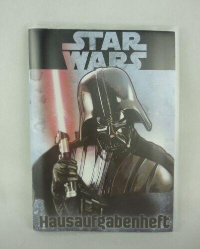 Star Wars Hausaufgabenheft A5 Darth Vader /& Stormtrooper Undercover