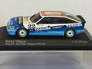 Minichamps 400861322 Rover Vitesse DTM Champion 1986 1:43 NEU OVP