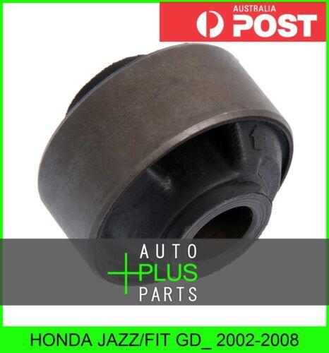 Rear Rubber Bush Front Arm Wishbone Suspension Fits HONDA JAZZ//FIT GD/_