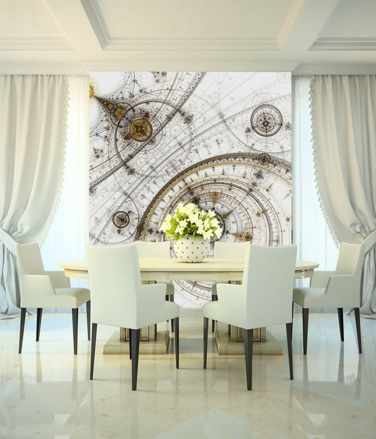 3D Art Painting 889 Wall Paper Murals Wall Print Wall Wallpaper Mural AU Lemon