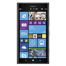 Nokia Lumia 1520 16GB Black Unlocked At&t Windows Smartphone GSM 4GLTE Any GSM *