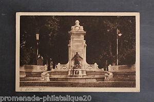 Tarjeta-Postal-Antigua-Belley-Monumento-A-Muertos