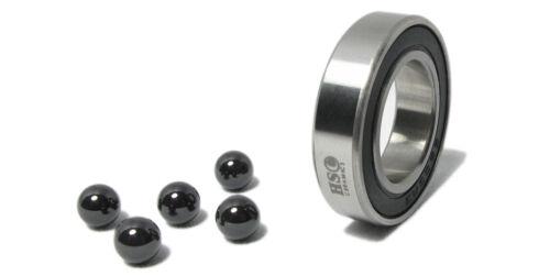 608 HSC Hybrid Ceramic Bearing 609 6001 6000 608-9mm