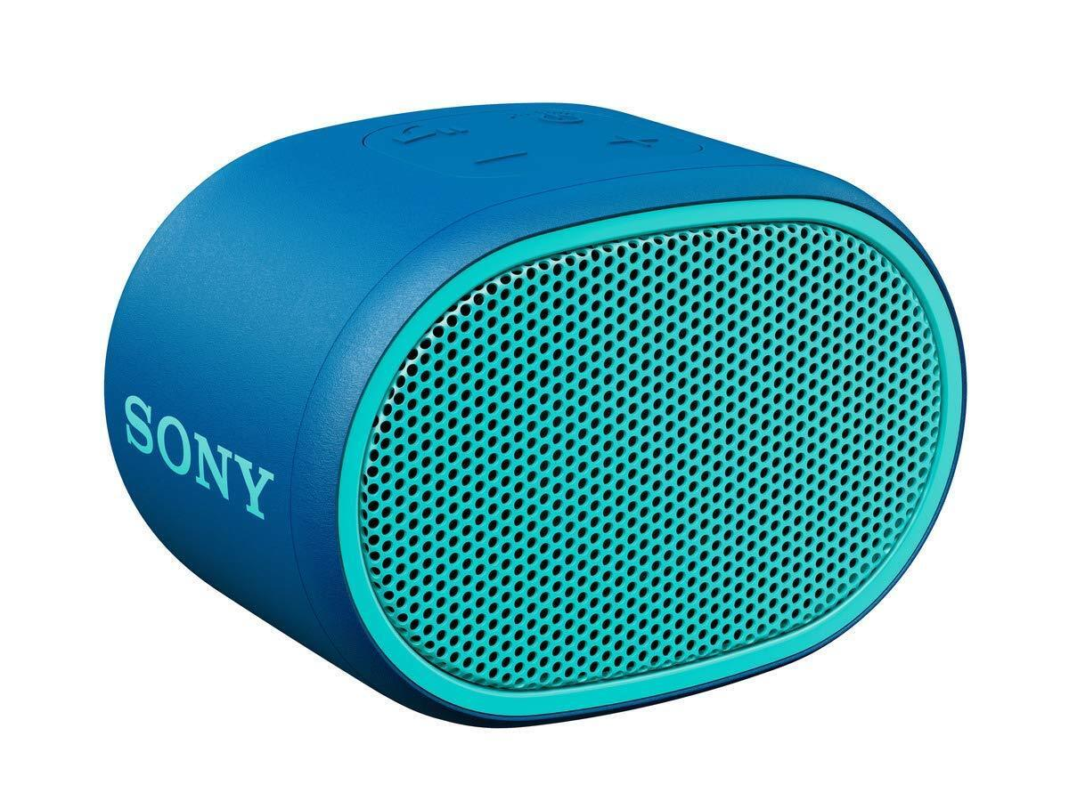 Sony srs-XBS01 bluee blueetooth Wireless mini speaker portable NEW SEALED