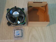 Core 2 E8400 3.0Ghz 6M/1333 Dual Core LGA775 CPU SLB9J SLAPL Intel Heatsink&fan