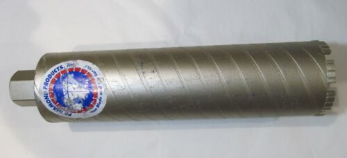 "NEW DIAMOND PRODUCTS DIAMOND CORE DRILL BIT 4 x 16.5/"" BS4000"