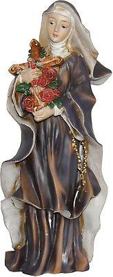 Madonna Heilige Mutter Theresa Handbemalt 30 Cm Mutter Gottes Neu 100% Garantie