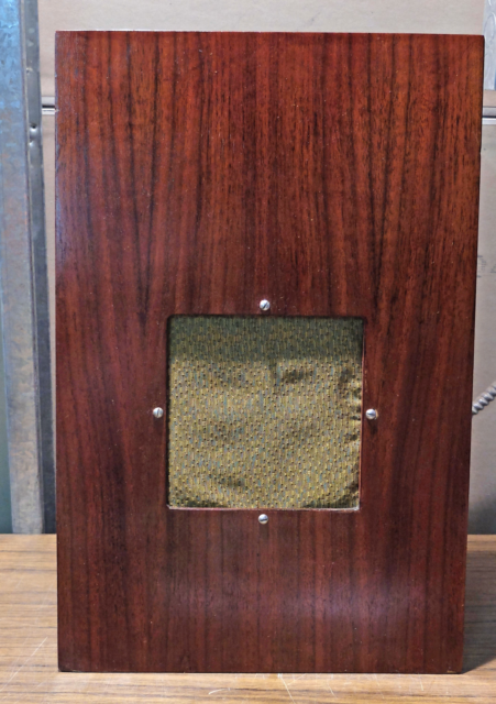 1941 RCA Wall Speaker MI-6310 with Speaker MI-6234 - Full Range - Rare - Tested
