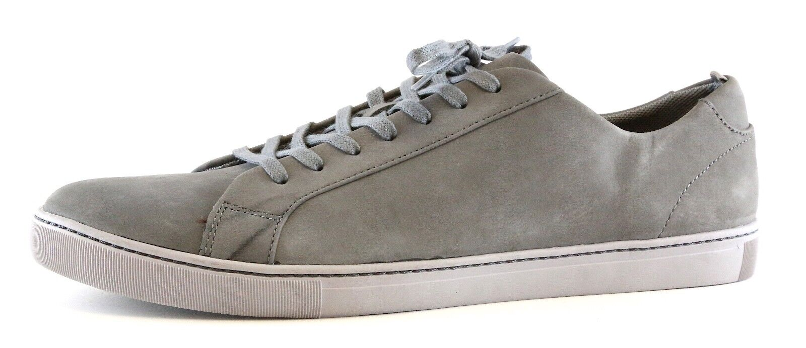 The Rail Lace Up Leather Sneakers Grey Men Sz 47 EUR 2955