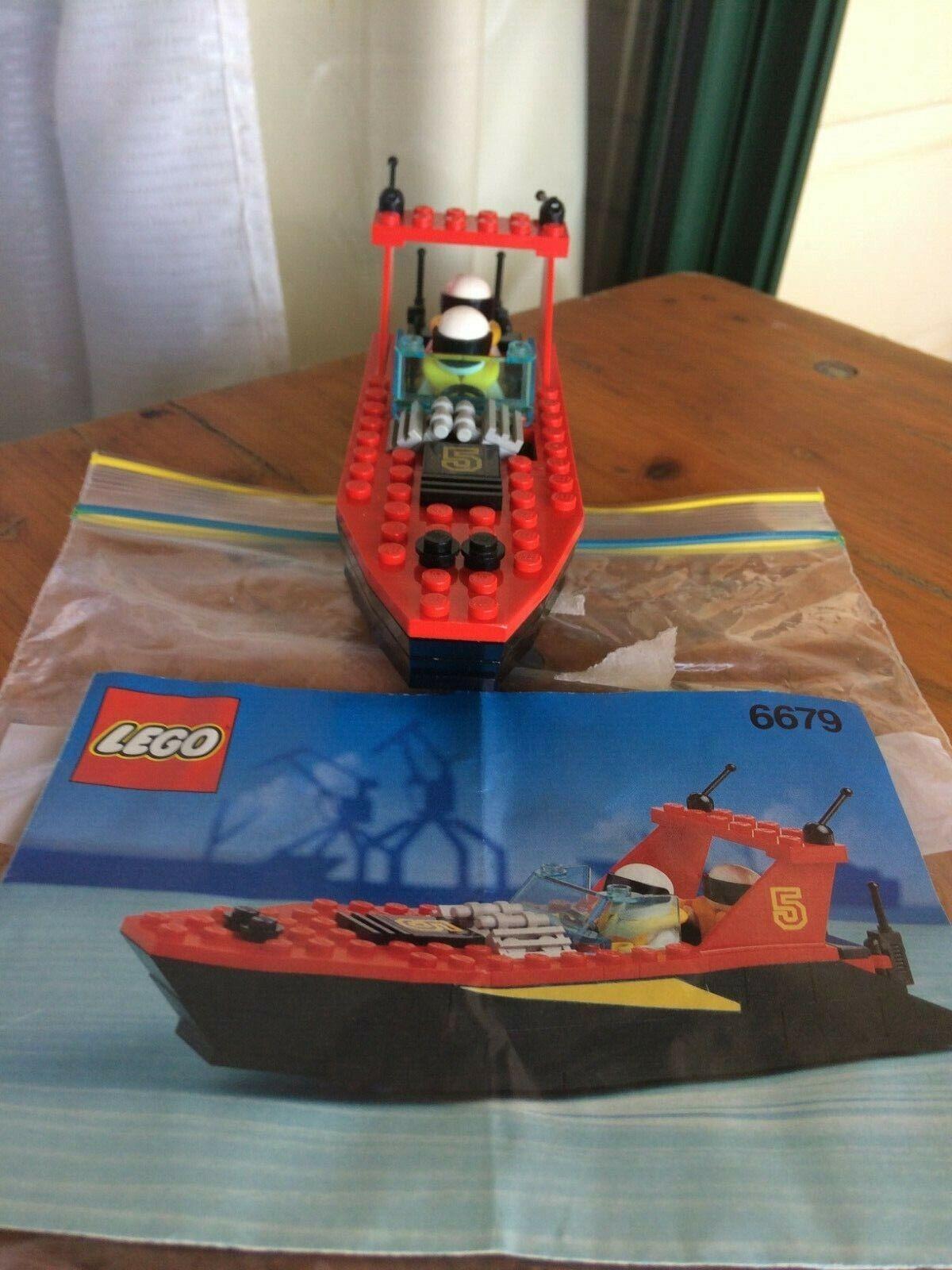 LEGO Dark Tan Tile 2x2 Sailing Ship with Moon Modular Town Hall Pirates Castle