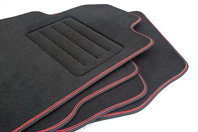 B W247 Velour Fußmatten Satz für Mercedes A W177 CLA C118 Premium Qualität