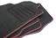 - Premium Qualität Passgenau Velour Fußmatten Satz für Ford Fiesta MK6 08-18